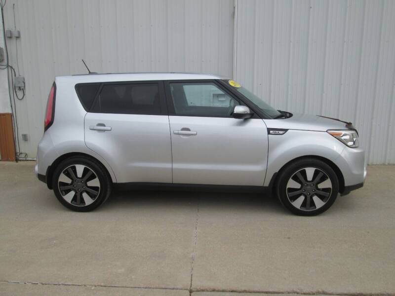 2015 Kia Soul for sale at Parkway Motors in Osage Beach MO
