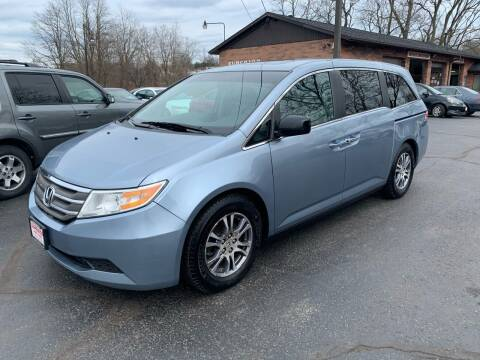 2011 Honda Odyssey for sale at Superior Used Cars Inc in Cuyahoga Falls OH