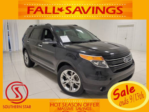 2015 Ford Explorer for sale at Southern Star Automotive, Inc. in Duluth GA