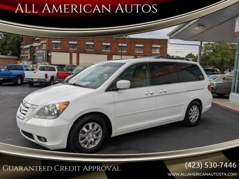 2010 Honda Odyssey for sale at All American Autos in Kingsport TN