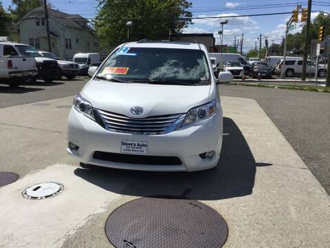 2014 Toyota Sienna for sale at Steves Auto Sales in Little Ferry NJ
