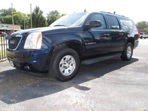 2009 GMC Yukon XL for sale at Brannon Motors Inc in Marshall TX