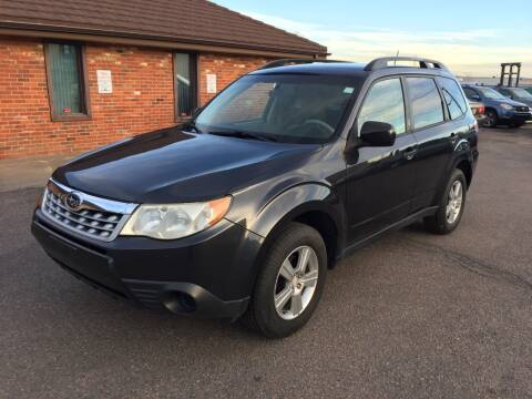 2011 Subaru Forester for sale at STATEWIDE AUTOMOTIVE LLC in Englewood CO
