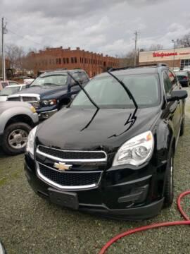 2012 Chevrolet Equinox for sale at Delgato Auto in Pittsboro NC