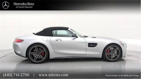 2018 Mercedes-Benz AMG GT for sale at Mercedes-Benz of North Olmsted in North Olmsted OH