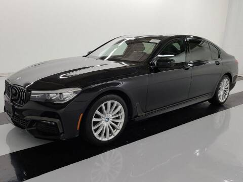 2018 BMW 7 Series for sale at Paradise Motor Sports LLC in Lexington KY