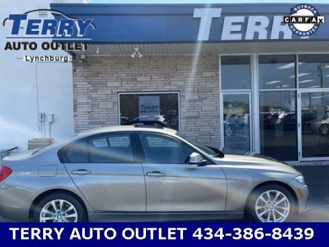 2016 BMW 3 Series for sale at Terry Auto Outlet in Lynchburg VA