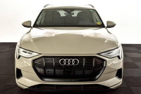 2021 Audi e-tron for sale at CU Carfinders in Norcross GA