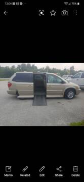 2003 Chrysler Town and Country for sale at U-Win Used Cars in New Oxford PA