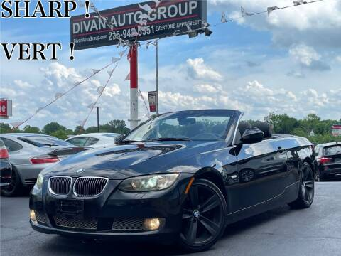 2010 BMW 3 Series for sale at Divan Auto Group in Feasterville Trevose PA