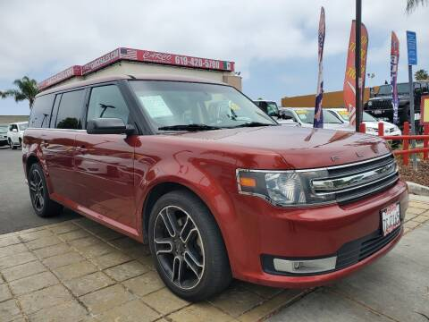 2014 Ford Flex for sale at CARCO SALES & FINANCE in Chula Vista CA