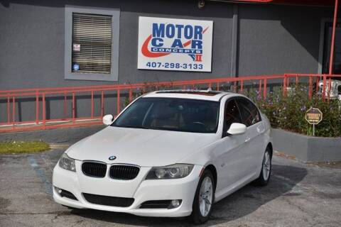 2010 BMW 3 Series for sale at Motor Car Concepts II - Apopka Location in Apopka FL
