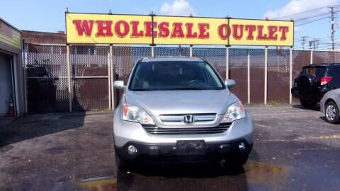 2009 Honda CR-V for sale at LONG BROTHERS CAR COMPANY in Cleveland OH
