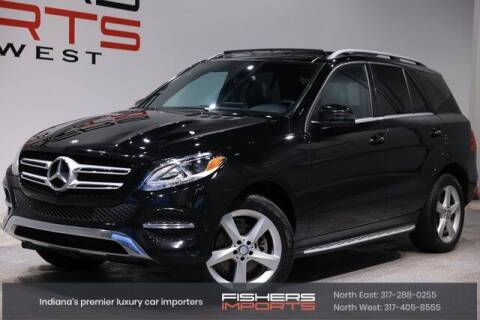 2016 Mercedes-Benz GLE for sale at Fishers Imports in Fishers IN