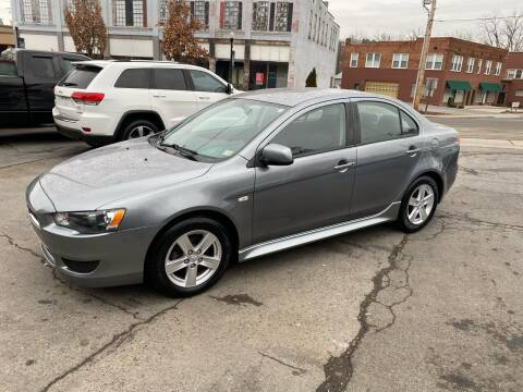 2014 Mitsubishi Lancer for sale at East Main Rides in Marion VA