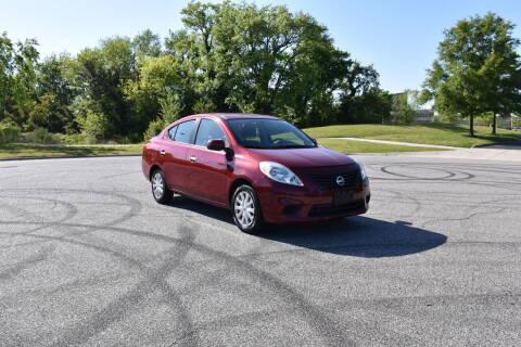 2013 Nissan Versa for sale at Wheel Deal Auto Sales LLC in Norfolk VA