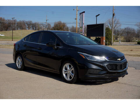 2016 Chevrolet Cruze for sale at Sand Springs Auto Source in Sand Springs OK