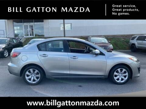 2010 Mazda MAZDA3 for sale at Bill Gatton Used Cars - BILL GATTON ACURA MAZDA in Johnson City TN