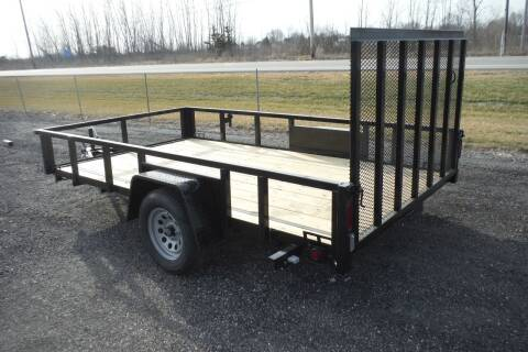 2021 Quality Steel 12 FT LANDSCAPE for sale at Bryan Auto Depot in Bryan OH