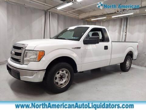 2014 Ford F-150 for sale at North American Auto Liquidators in Essington PA