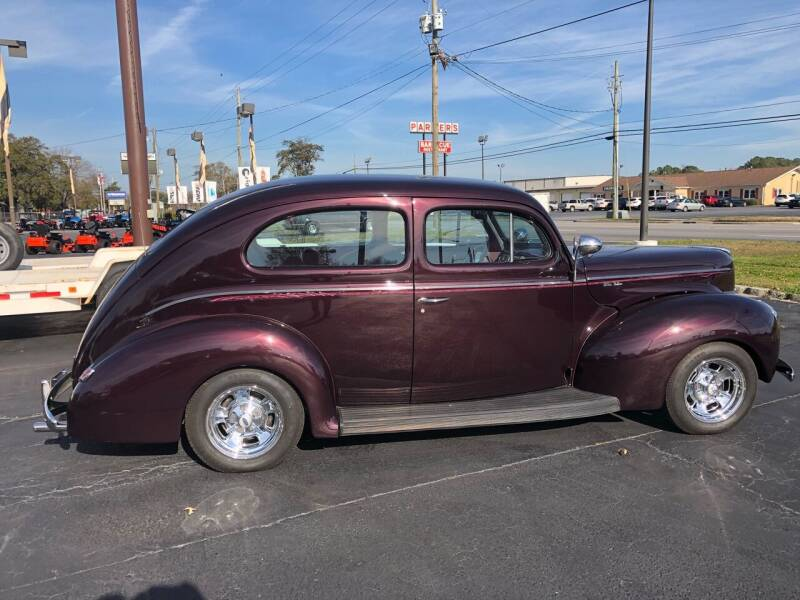 1940 Ford Deluxe for sale at Classic Connections in Greenville NC