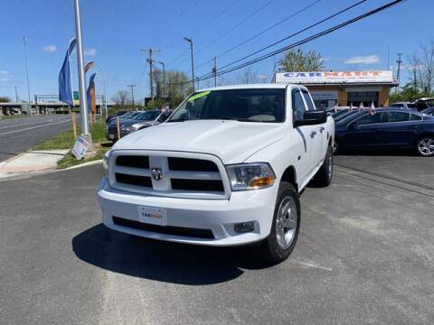 2012 RAM Ram Pickup 1500 for sale at CARMART Of New Castle in New Castle DE