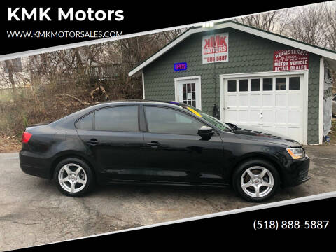 2014 Volkswagen Jetta for sale at KMK Motors in Latham NY