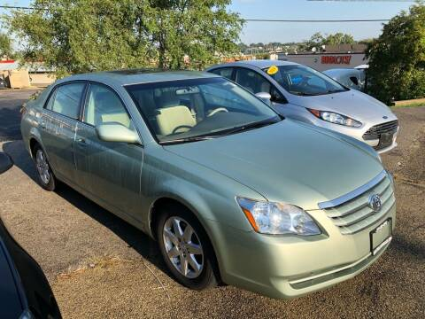 2007 Toyota Avalon for sale at Cresthill Auto Sales Enterprises LTD in Crest Hill IL