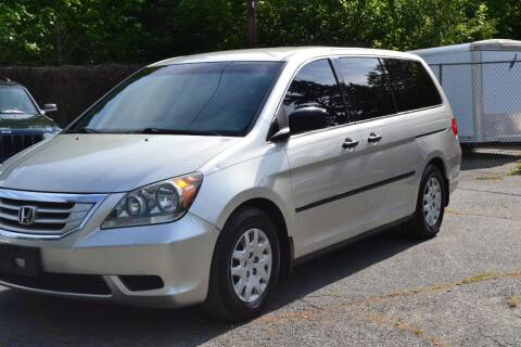 2008 Honda Odyssey for sale at Victory Auto Sales in Randleman NC