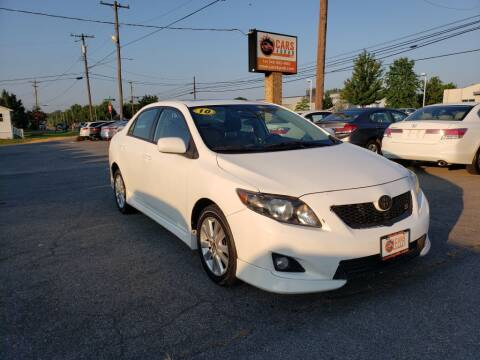 2010 Toyota Corolla for sale at Cars 4 Grab in Winchester VA