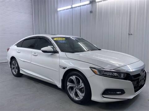 2020 Honda Accord for sale at JOE BULLARD USED CARS in Mobile AL