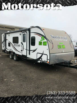 2014 Heartland North Trail for sale at Motorsota in Becker MN