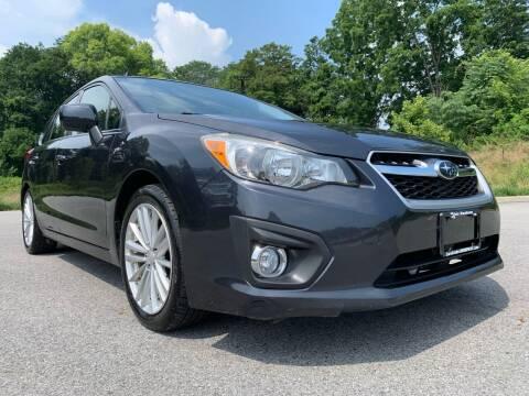 2012 Subaru Impreza for sale at Auto Warehouse in Poughkeepsie NY