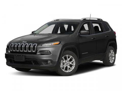 2017 Jeep Cherokee for sale at BEAMAN TOYOTA in Nashville TN