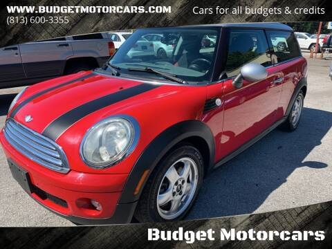 2010 MINI Cooper Clubman for sale at Budget Motorcars in Tampa FL