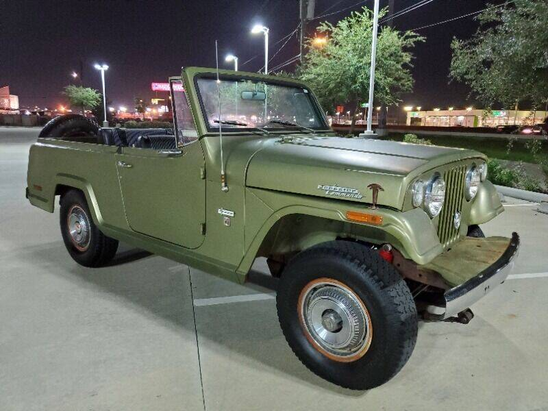 Used Jeep Willys For Sale Carsforsale Com