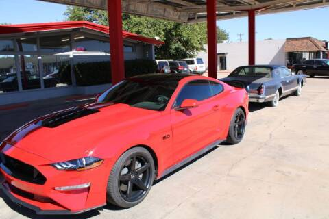2020 Ford Mustang for sale at KD Motors in Lubbock TX