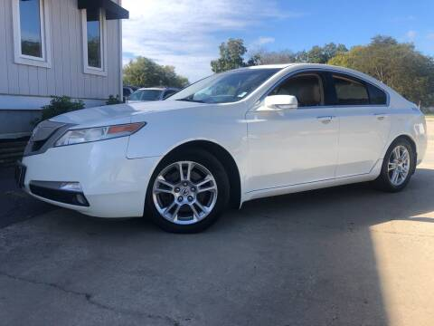 2010 Acura TL for sale at Beckham's Used Cars in Milledgeville GA
