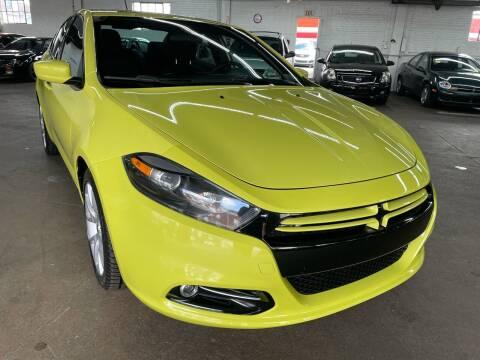 2013 Dodge Dart for sale at John Warne Motors in Canonsburg PA