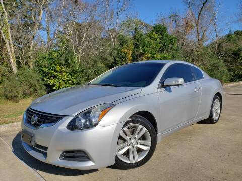 2011 Nissan Altima for sale at Houston Auto Preowned in Houston TX