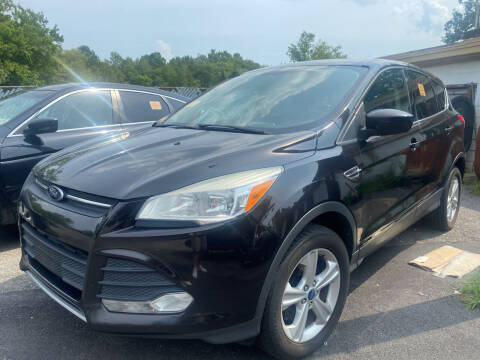 2013 Ford Escape for sale at Royal Crest Motors in Haverhill MA