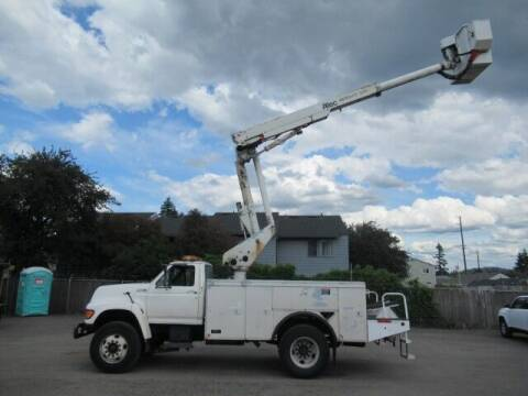 1997 Ford F-800 for sale at Teddy Bear Auto Sales Inc in Portland OR