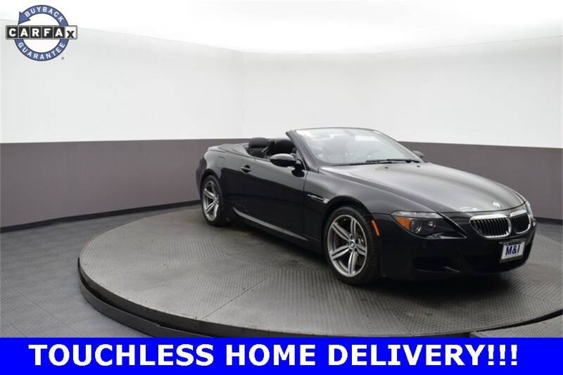 2007 BMW M6 for sale at M & I Imports in Highland Park IL