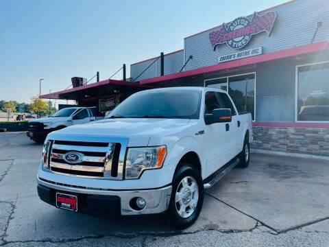 2010 Ford F-150 for sale at Chema's Autos & Tires in Tyler TX