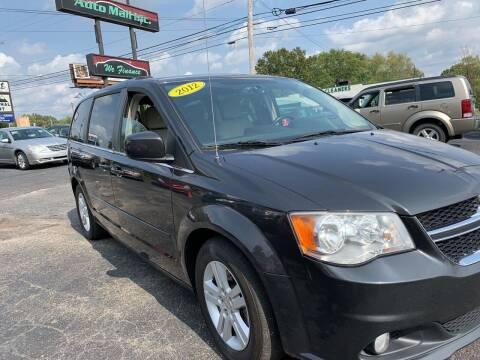 2012 Dodge Grand Caravan for sale at Boardman Auto Mall in Boardman OH