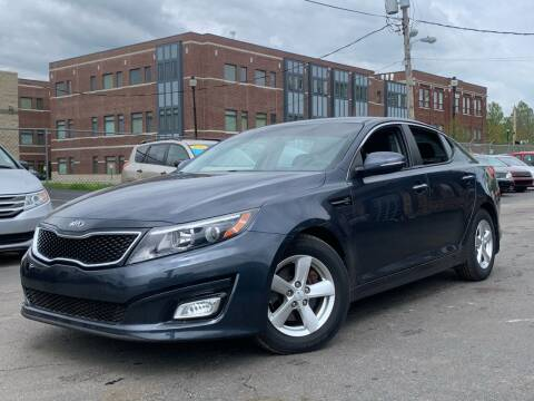 2015 Kia Optima for sale at Samuel's Auto Sales in Indianapolis IN