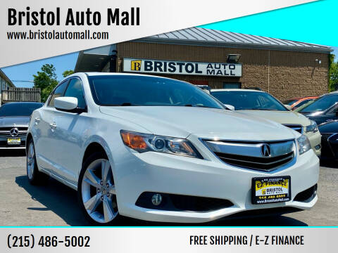 2015 Acura ILX for sale at Bristol Auto Mall in Levittown PA