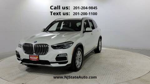 2019 BMW X5 for sale at NJ State Auto Used Cars in Jersey City NJ