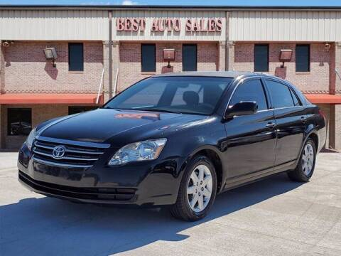 2006 Toyota Avalon for sale at Best Auto Sales LLC in Auburn AL