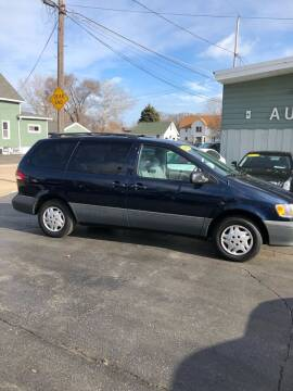 2001 Toyota Sienna for sale at SHEFFIELD MOTORS INC in Kenosha WI